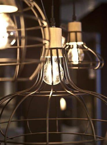 Hanglamp industrial