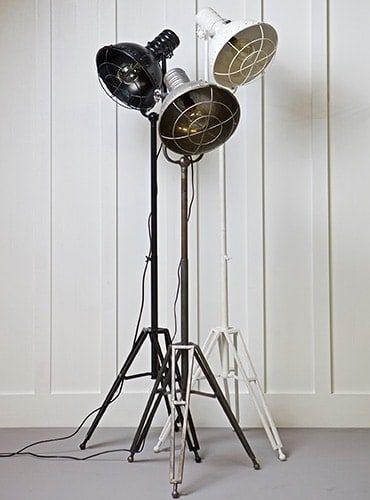 Spotlight vloerlamp