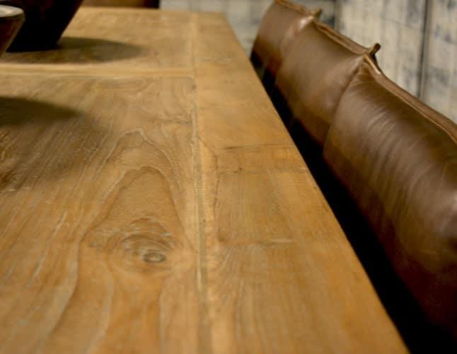 Oude Badkamer Accessoires : ≥ oud houten steenmal baksteenmal vaks wc rolhouder