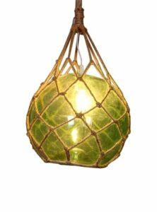 Glass Buoy (boei) verlichting