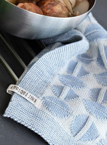 Keukendoek Koffieboon Knit