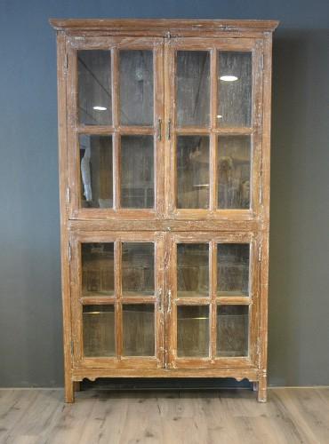 Wandkast Met Glas.Unieke Kast Glas Purewood