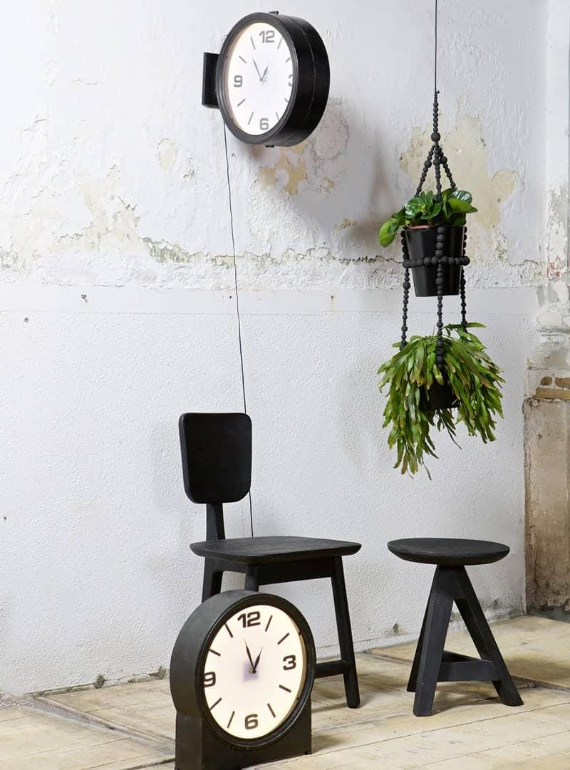 Herba plantenhanger hout purewood - Eigentijdse design decoratie ...