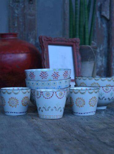 Mug Grandmas Flowers