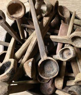 Wooden Spoon Uniek