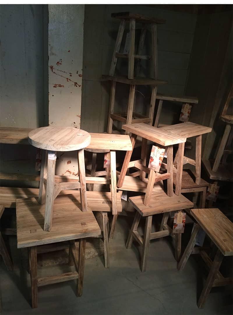 Admirable Ibiza Small Wooden Bench Short Links Chair Design For Home Short Linksinfo