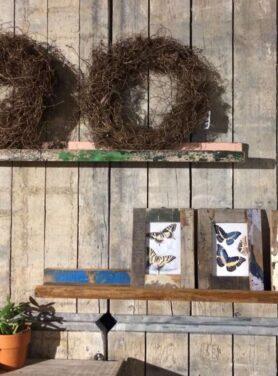 fotoplank uniek - sloophout