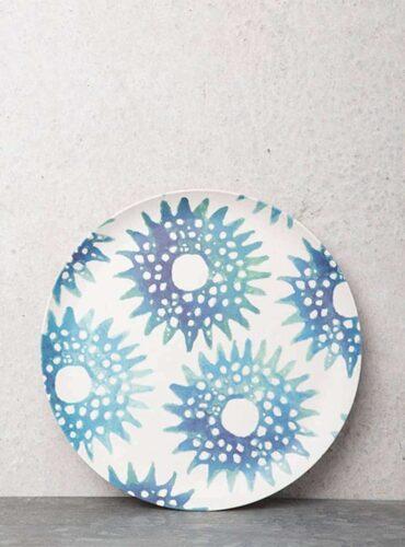 Plate Hawain Allover