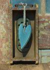 Hartjes zeep XL Blauw/grijs Pure wood