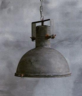 Hanglamp Industrieel - mat zwart