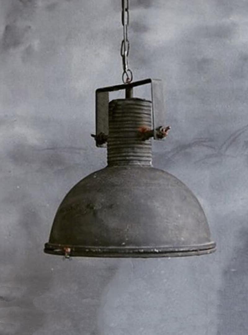 Industri le hanglamp purewood for Kleine industriele hanglamp