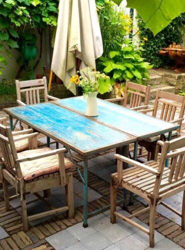 Markttafel Uniek - Pure Wood
