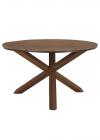 Eettafel rond Fendy Pure wood
