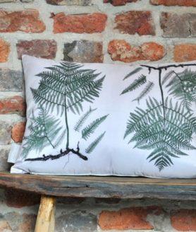 Kussens Ferns - Pure Wood
