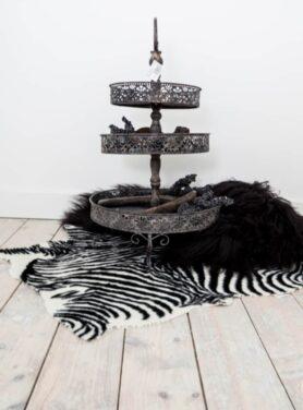 Vloerkleed Zebra huid