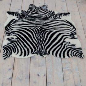 Zebra vloerkleed