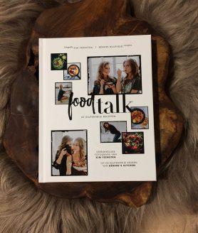 Food talk - Kim feenstra en Benine Bijleveld