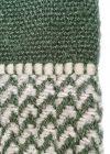 Plaid Turtle green detail