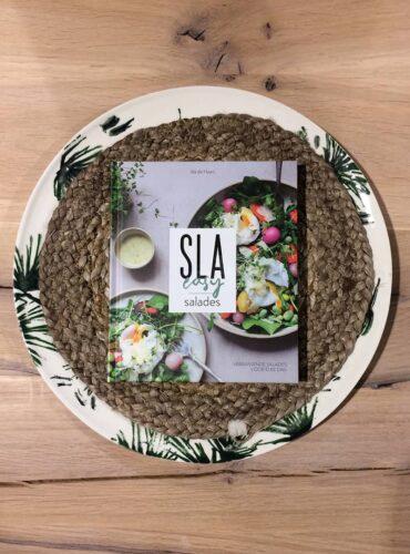 Sla Easy salades kookboek