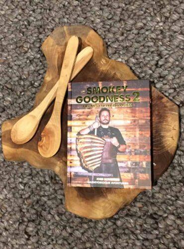 Smokey Goodness - barbecue boek