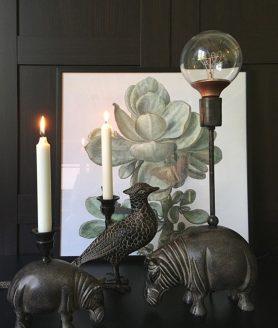 Tafel lamp Hippo