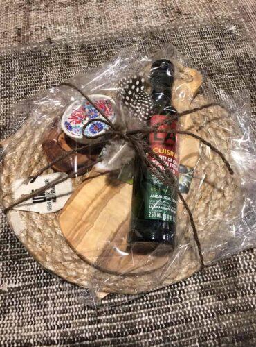 Cadeaupakket keuken items