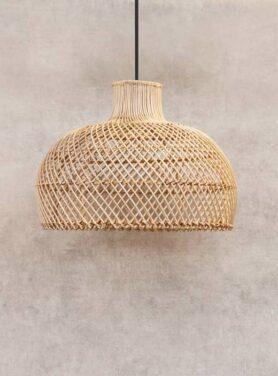 Hanglamp rotan debby