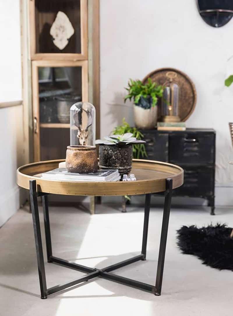 VIVO gold table