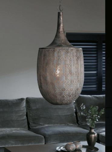 Gave sfeerfoto van deze hanglamp