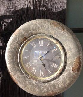 Leuke oude klok