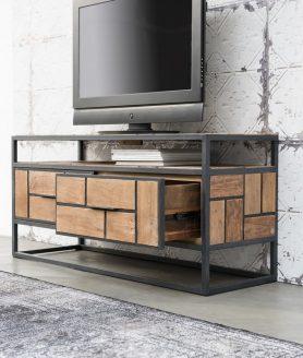 Sfeerfoto tv meubel zijant
