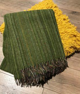 Plaid Meadow green tweed verkrijgbaar bij PureWood