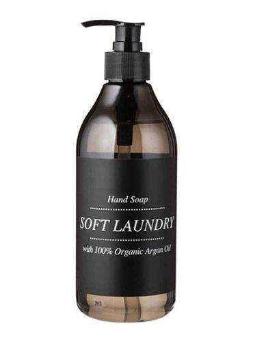 Hand soap soft laundry