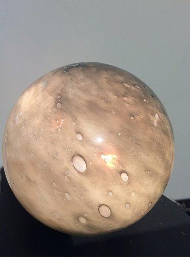 Lamp bubble glas productfoto
