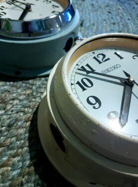 Seiko vintage klok