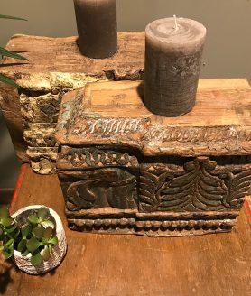 Kanderlaar hout uniek