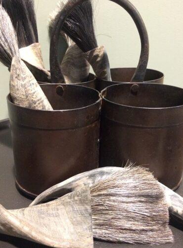 Metalen 4 cups