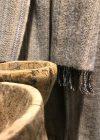 Plaid catmeal Tweed
