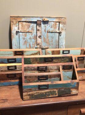 Scrapwood letterbox