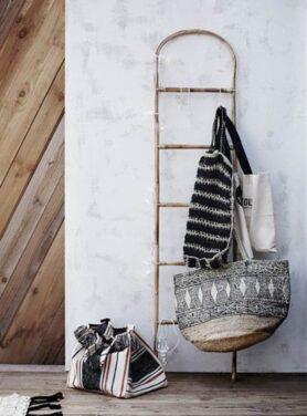 Bamboe ladder Madam Stoltz sfeerfoto