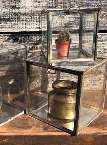 Glazen box S