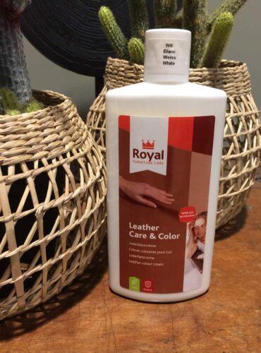 Leather Care en Color