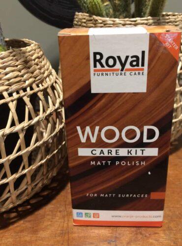 Wood Care Kit Matt Polisch small