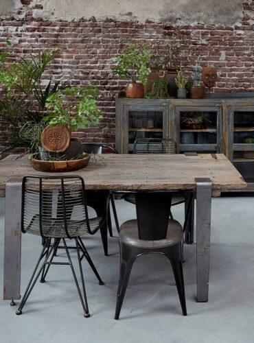 Unieke eettafel - Pure Wood