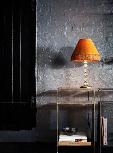 Velvet tafellamp 2