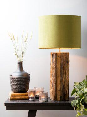 lampenkap-olive-green