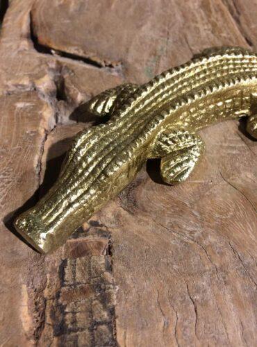 Krokodil ornament 2