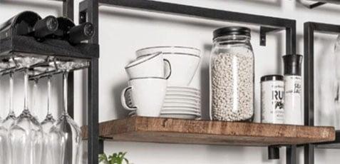 Essentials voor een knusse woonkamer