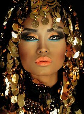 alu art arabian princess