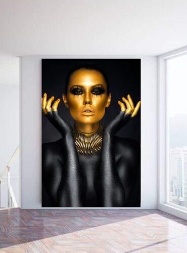 Alu art portret woman beautiful